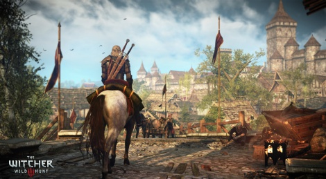 E3: The Witcher 3 screens