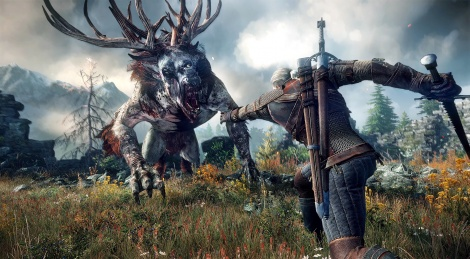 E3: The Witcher 3 trailer