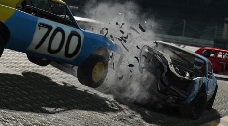 E3: THQ Nordic to publish Wreckfest