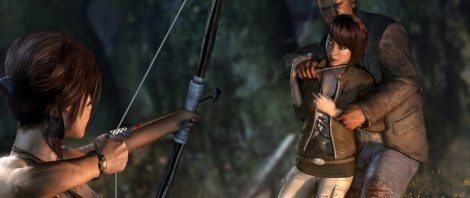 E3: Tomb Raider screenshots