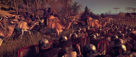 E3: Total War Rome II screens