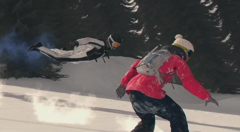 E3: Trailer and gameplay of Steep