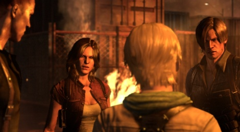 E3: Trailer and images of RE6
