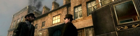 E3: Trailer and images of Sherlock Holmes