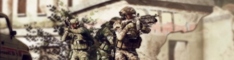 E3: Trailer de MoH Warfighter