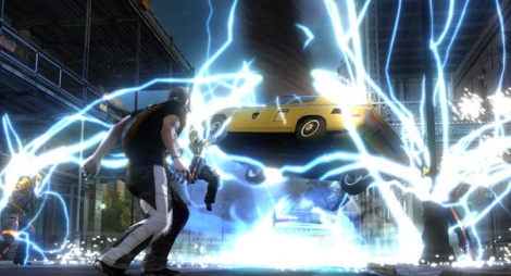 E3: Trailer of InFamous 2