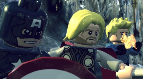 E3 : Trailer of LEGO Marvel Super Heroes