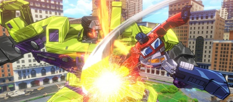 E3: Transformers Devastation revealed