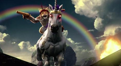 E3 trials fusion goes mental gamersyde - Trial fusion unicorn ...