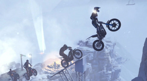 E3: Trials Rising trailers