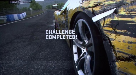 E3: Two videos of DriveClub