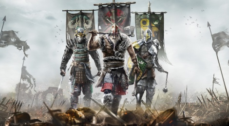 E3: Ubisoft reveals For Honor