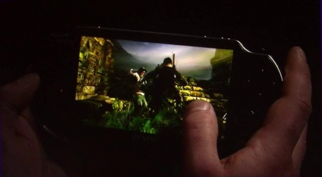E3: Uncharted Golden Abyss video