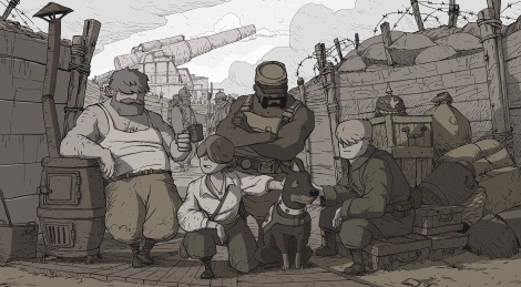 E3: Valiant Hearts trailer