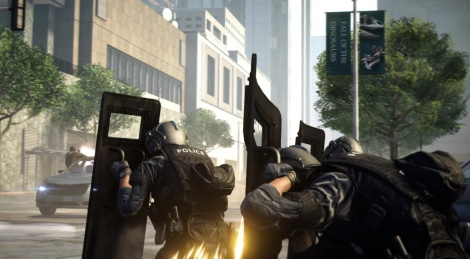 E3: Video of Battlefield Hardline