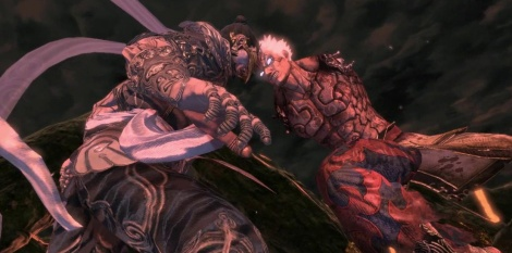 E3: Videos and screens of Asura's Wrath