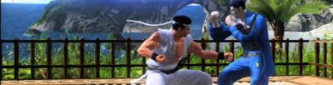 E3: Virtua Fighter 5 FS screens