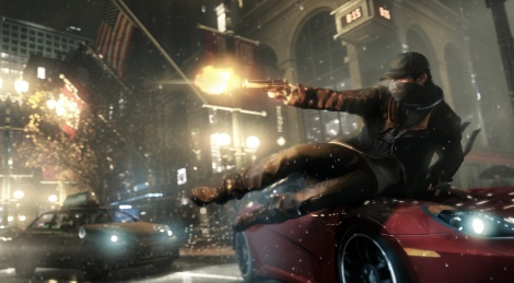 E3: Watch_Dogs announced