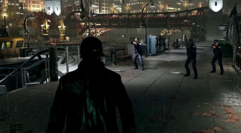 E3: Watch_Dogs gameplay