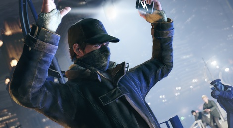 E3: Watch_Dogs new screens