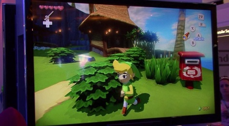 E3: Wind Waker gameplay