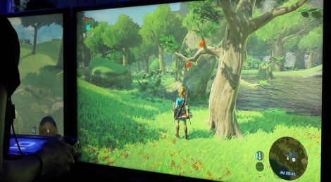 E3: Zelda gameplay