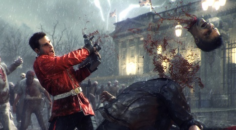E3: ZombiU images and trailer