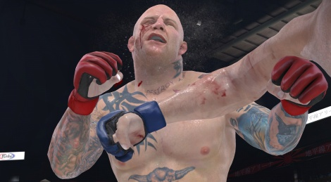 EA Sports MMA Trailer and images