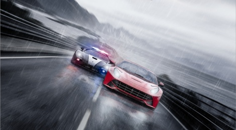 EA unveils Need For Speed Rivals