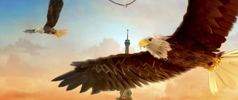 Eagle Flight: Launch Trailer