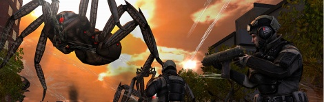 EDF Insect Armageddon Screens