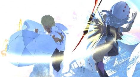 El Shaddai : some colorful images