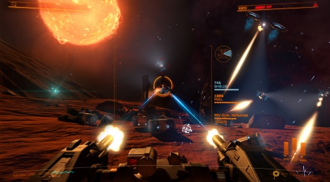 Elite Dangerous: Horizons kicks off