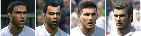 England says cheese in PES 2010