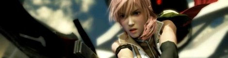 English trailer of Final Fantasy XIII