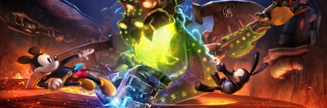 Epic Mickey 2 : l'histoire d'Oswald