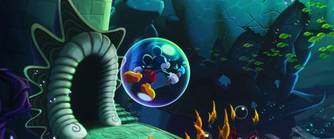Epic Mickey Power of Illusion unveiled