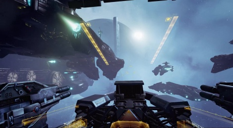 EVE Valkyrie: Gameplay Trailer