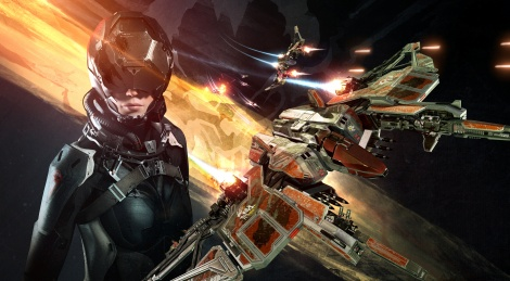 EVE: Valkyrie now available
