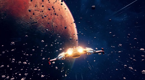 Everspace: 10 min. of gameplay