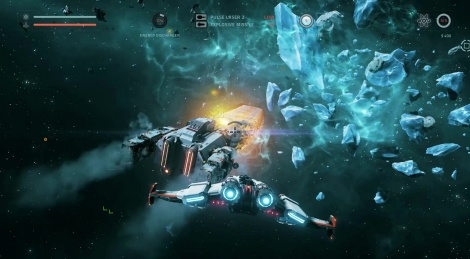 Everspace: Alpha Gameplay Trailer