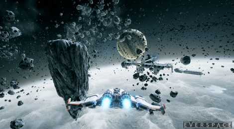 Everspace closed beta starts today