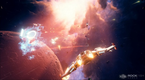 Everspace is funded, new video