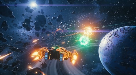 Everspace leaves early access