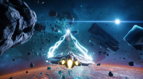 Everspace now available on PS4