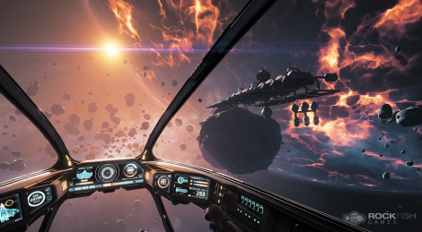 Everspace shows off new things