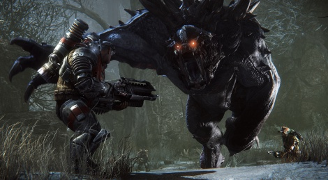 Evolve's hunting season starts today