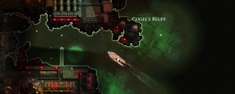 Explore darkness with Sunless Sea
