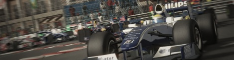 F1 2010: Dev diary and screens