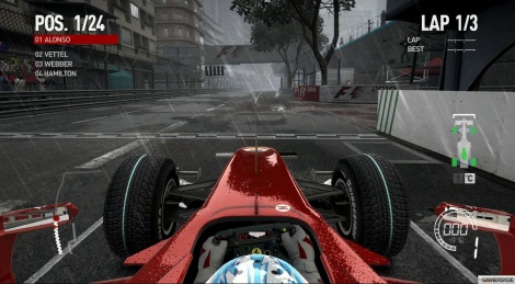 F1 2010 homemade videos
